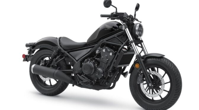 10 Motorcycles Perfect For Beginners